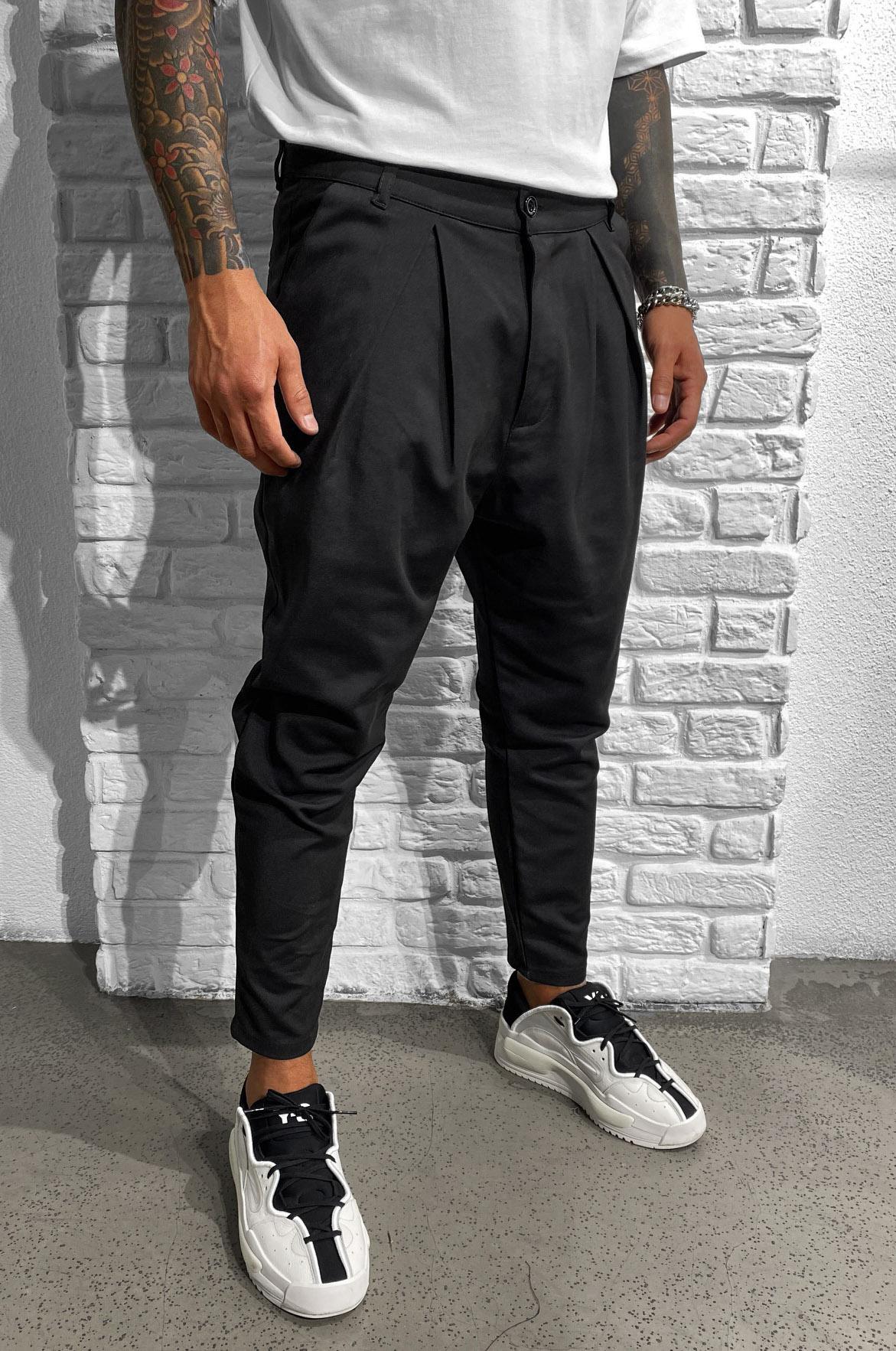 BLACK PANTS 15322