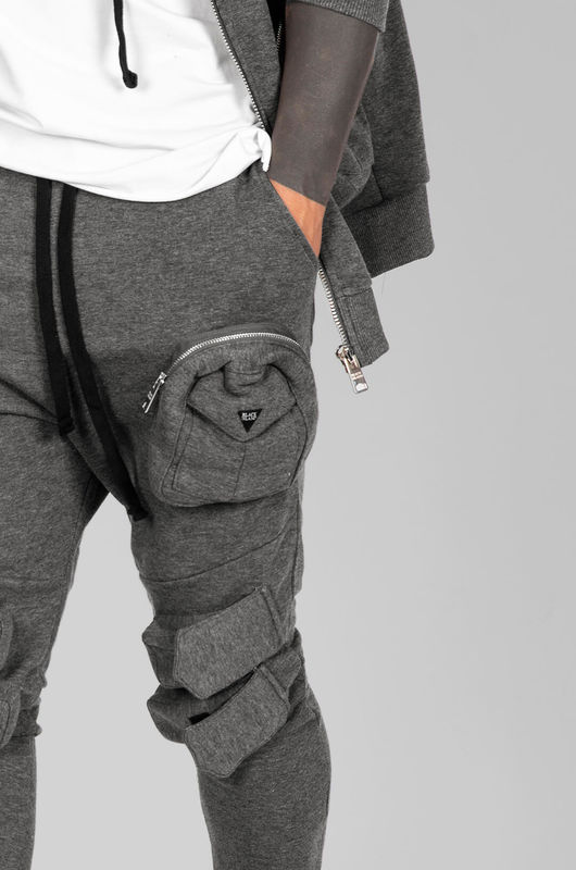 COMBAT JOGGER PANTS ANTHRACITE 1052 (3)