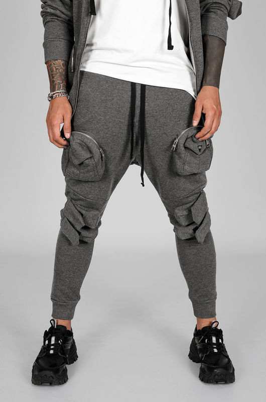 COMBAT JOGGER PANTS ANTHRACITE 1052 (1)