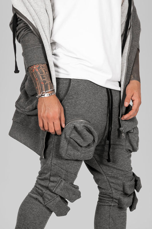 - COMBAT JOGGER PANTS ANTHRACITE 1052 (1)