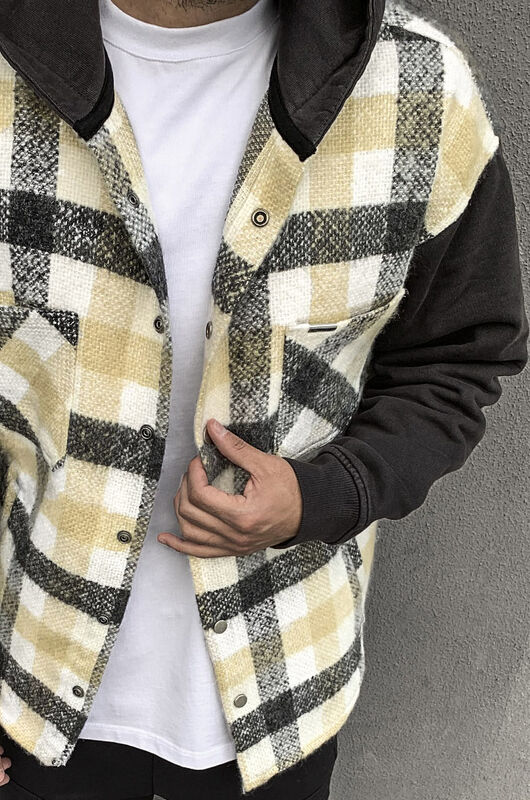 FLANNEL JACKET BONE 5870 (1)