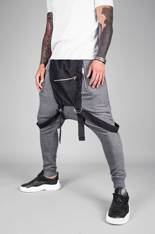 URBAN JOGGER PANTS ANTHRACITE 1061 (4)