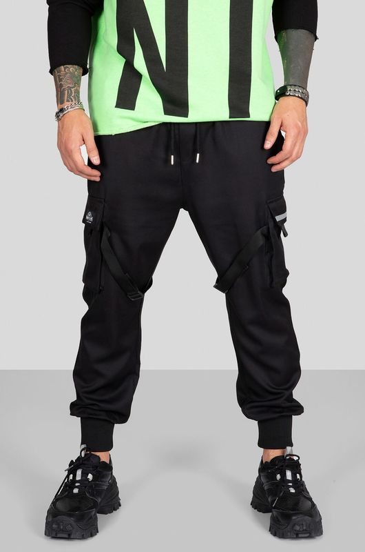 URBAN JOGGER PANTS BLACK 5771 (2)