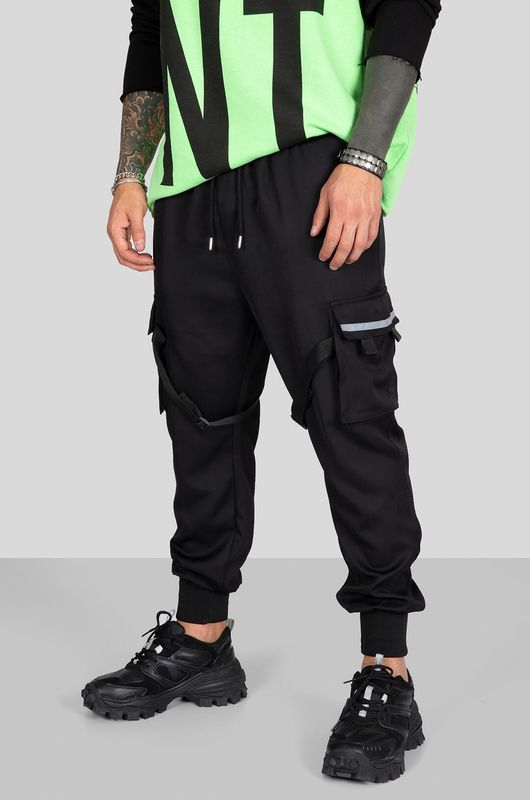 URBAN JOGGER PANTS BLACK 5771 (1)