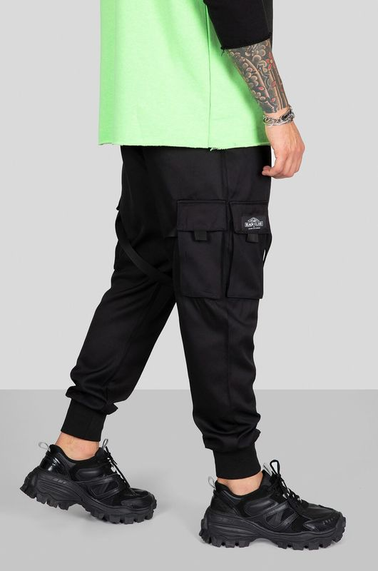 URBAN JOGGER PANTS BLACK 5771 (4)