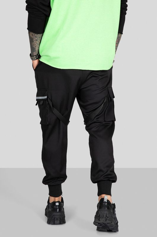 URBAN JOGGER PANTS BLACK 5771 (6)
