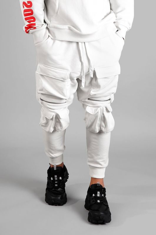 URBAN JOGGER PANTS WHITE 1027 (3)