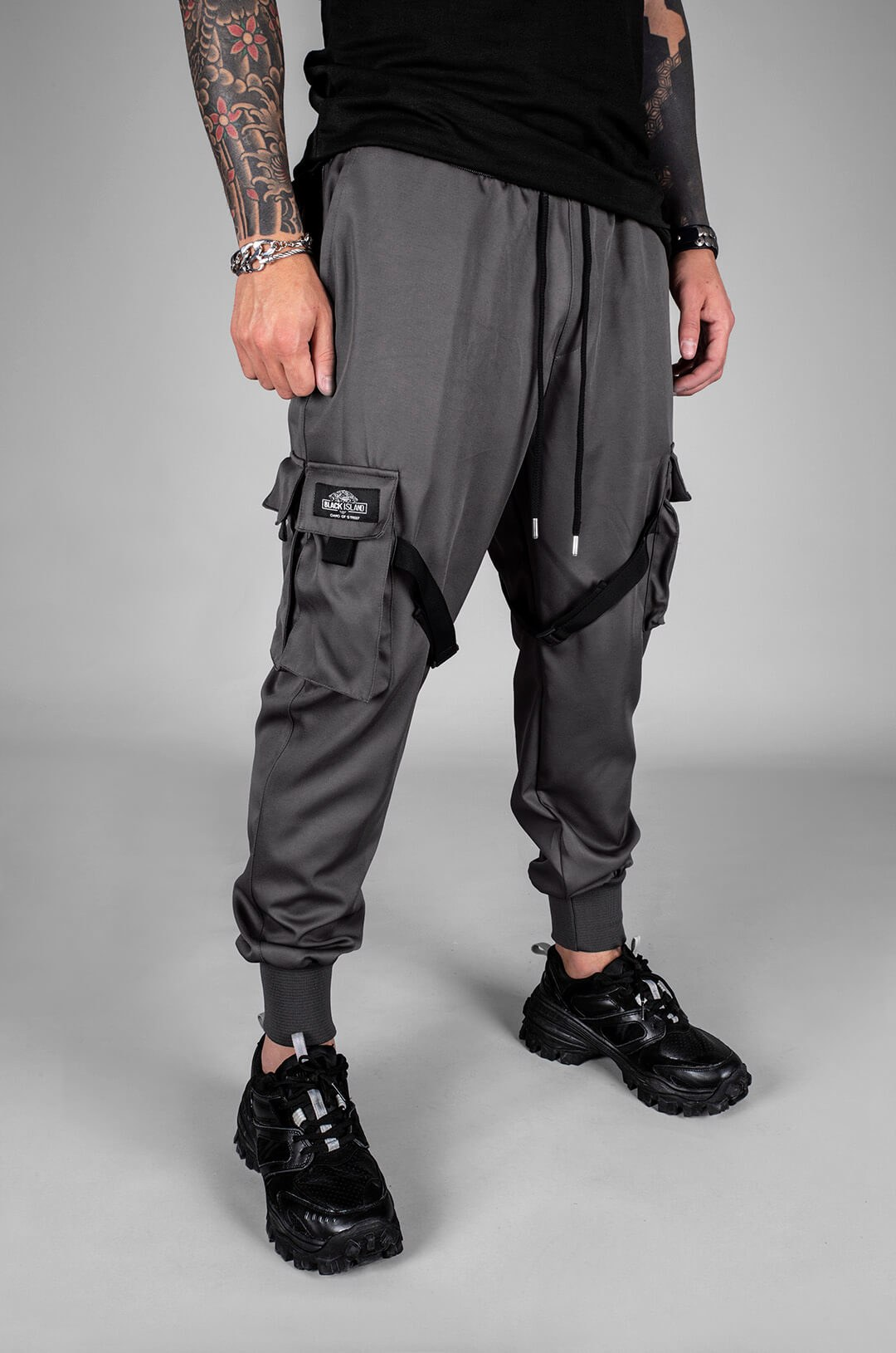 PANTS ANTHRACITE 5457