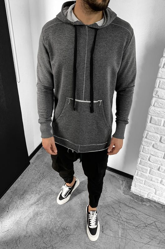 HOODIE ANTHRACITE 1047 (1)