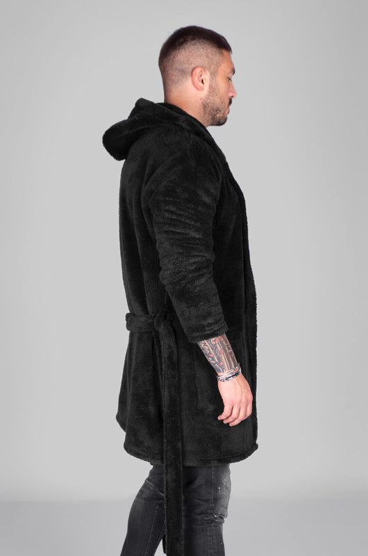 PLUSH PANCHO BLACK 1076 (4)