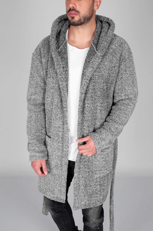 PLUSH PANCHO GREY 1076 (1)
